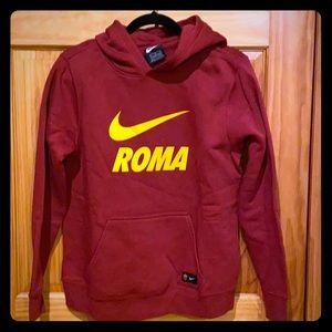 AS Roma Nike Youth Hoodie